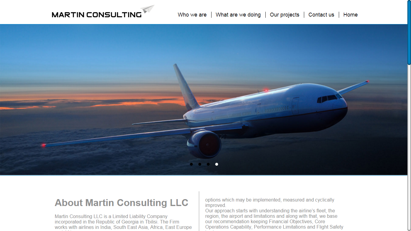 Martin Consulting